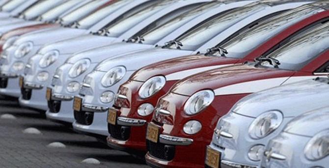 Satılan otomobillerin yüzde 80'i ithal