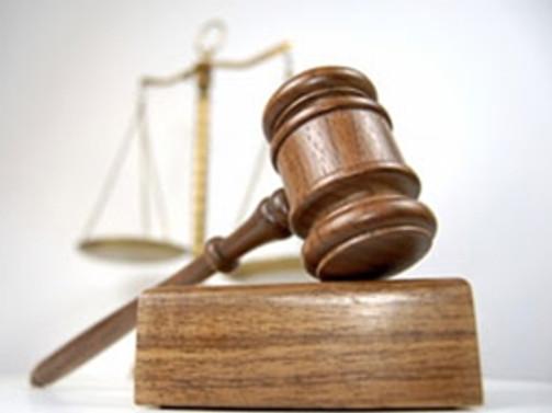 'Rabia' işaretine 6 ay hapis cezası