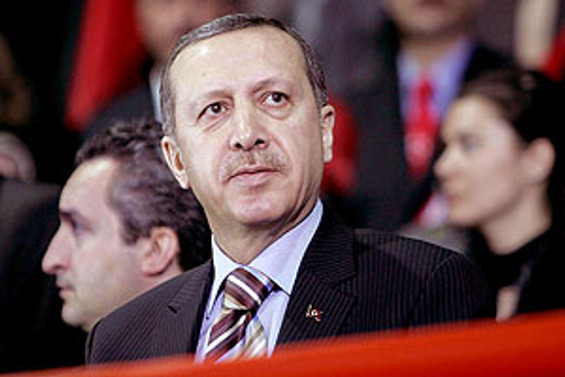Erdoğan, Zapatero'yla görüştü