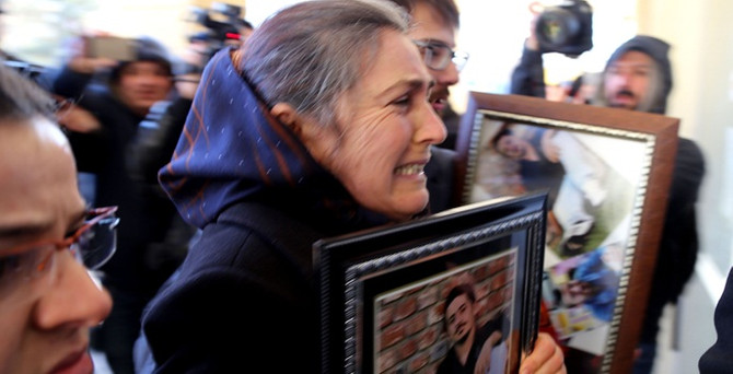 Ali İsmail Korkmaz davası Kayseri'de başladı