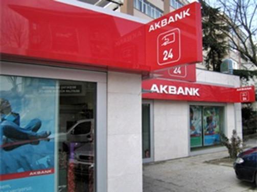 Akbank'a 'Türkiye'nin En İyi Bankası' ödülü