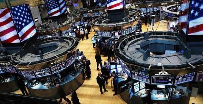 New York borsası bilançolar sonrası yükselişte