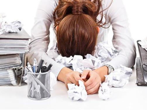 Stres, hücrelere zarar veriyor