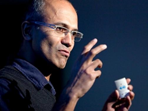 CEO Nadella Microsoft hisselerini uçurdu