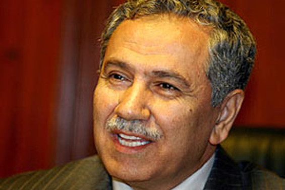 Arınç, RTÜK Başkanı Akman'ın istifasını istedi