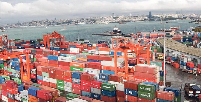 Beş aylık ihracat 67 milyar doları aştı