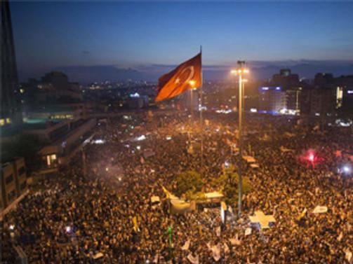 """""""Gezi iddianamesi"""" kabul edildi"""