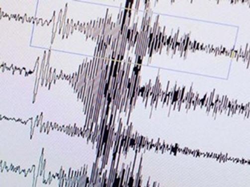 Akdeniz'de yine deprem