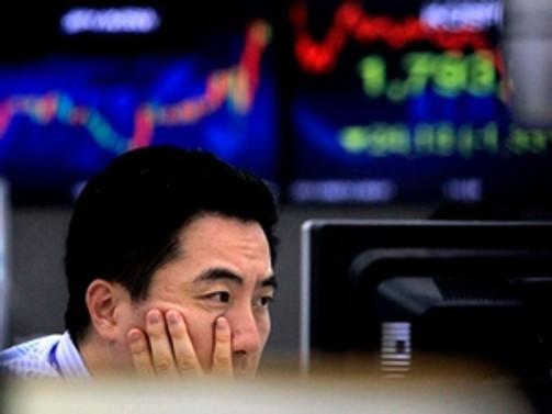 Asya borsaları, Güney Kore hariç sert düştü