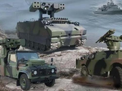 Savunma sanayi ihracatta gaza bastı