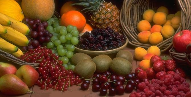 Meyve-sebzeye doyduk