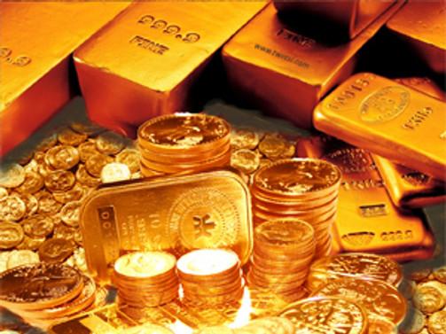 Altının kilogramı 84 bin 350 liraya geriledi
