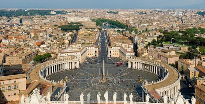 Vatikan aracında uyuşturucu bulundu
