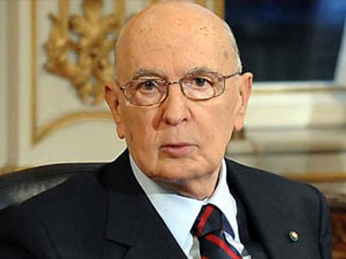 İtalya Cumhurbaşkanı görevini bırakıyor