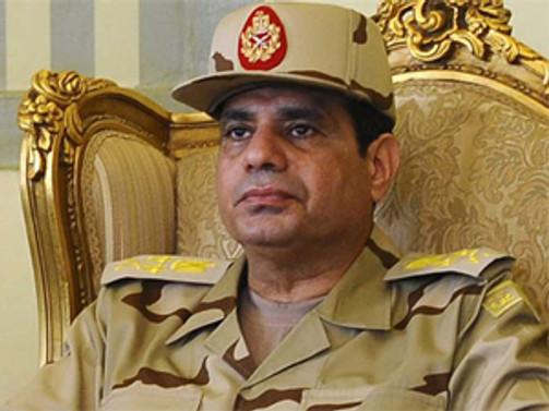 Sisi'den cumhurbaşkanlığına adaylık sinyali