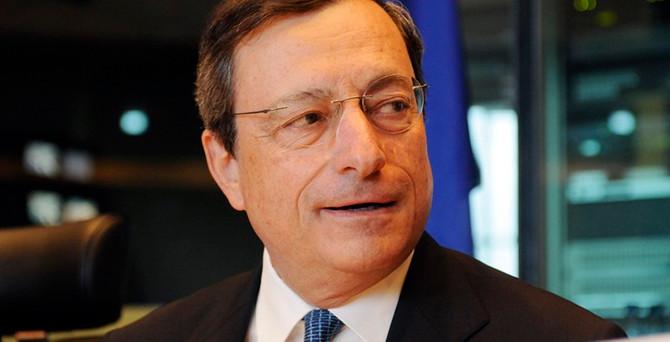 Draghi'den Euro Bölgesi için karamsar tablo