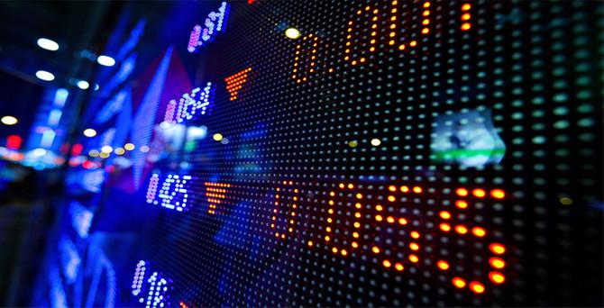 Dolar düşüşle, borsa yükselişle açıldı