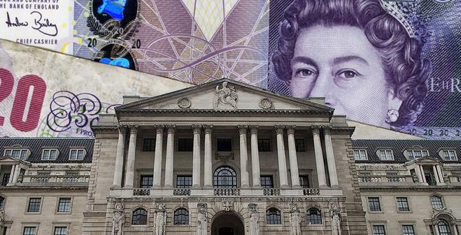 BOE: Enflasyon yıl sonuna doğru artacak