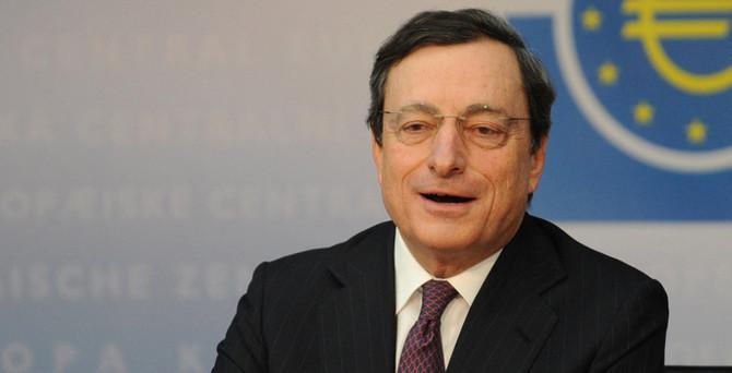 ECB deflasyon için önlemler alacak