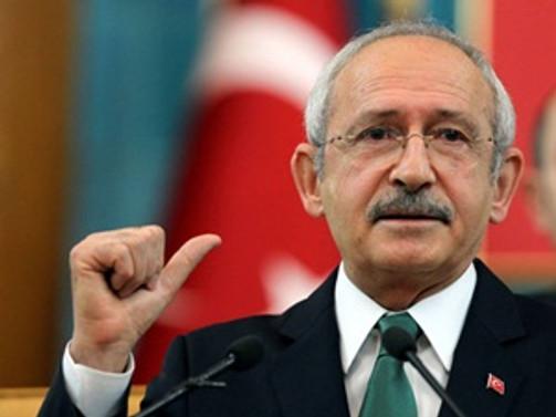 Kılıçdaroğlu: Asıl fail odur