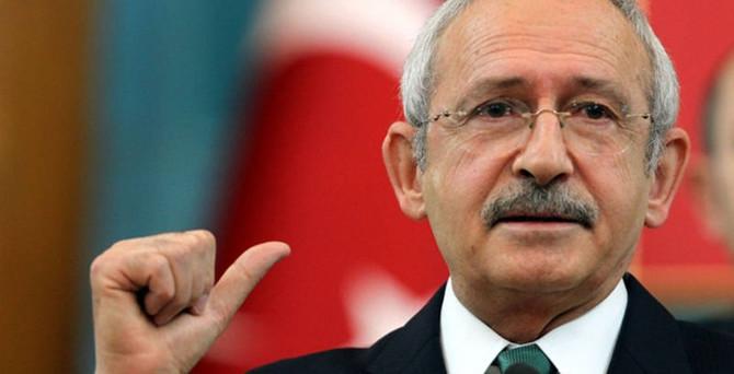 Kılıçdaroğlu: Tümünün tahliye edilmesi lazım