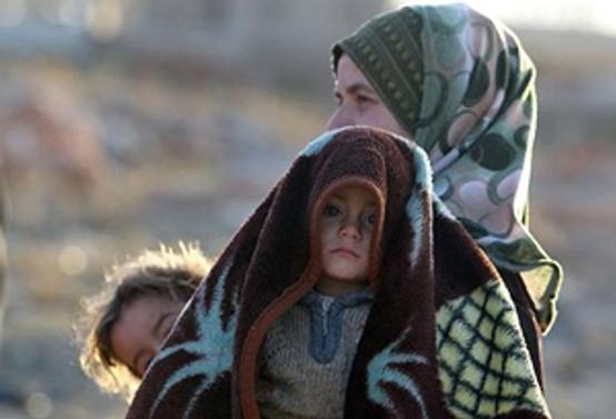 IŞİD'den kaçan 3 bin kişi sınırda