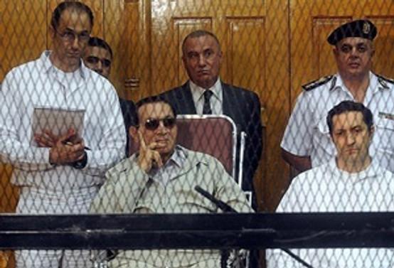 Mübarek, 12 Mayıs'ta yargılanacak