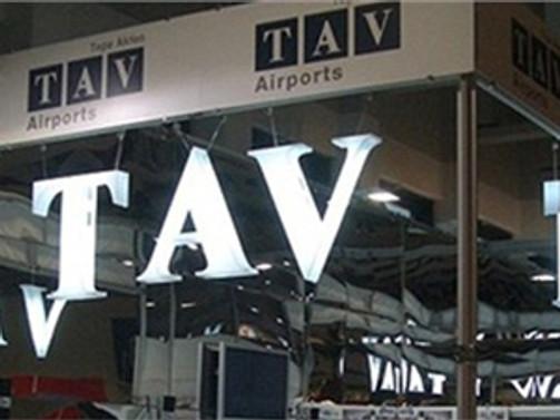 TAV'ın yolcu sayısı iki ayda yüzde 19 arttı