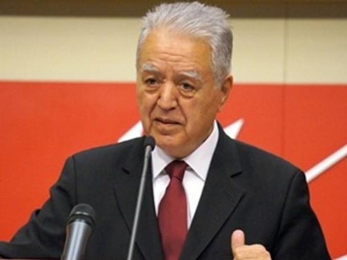 """Loğoğlu'ndan Çağlayan'a """"semitizm"""" cevabı"""
