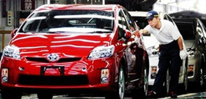 ABD'den Toyota'ya 1,2 milyar dolar para cezası