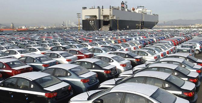 Ro-Ro gemileri 210 bin araç taşıdı