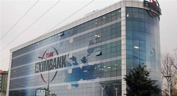 Eximbank, 100 milyon euro kredi sağladı