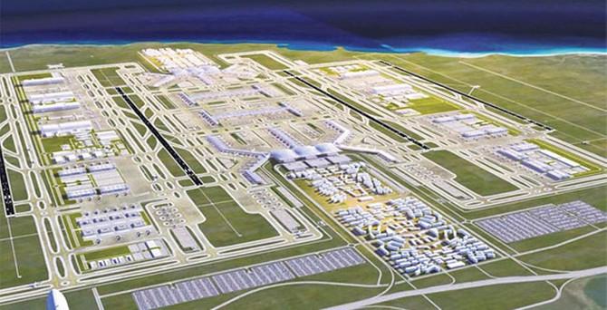 3'üncü havalimanı için yeni ÇED raporu