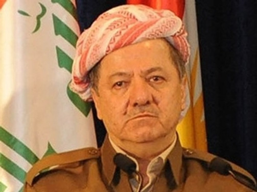 Barzani'den referandum sinyali