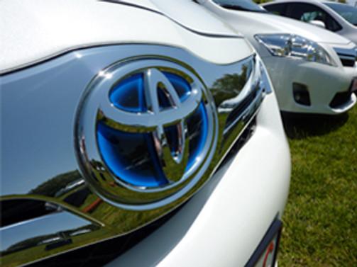 Toyota Türkiye'nin ihracatı yüzde 149 arttı!