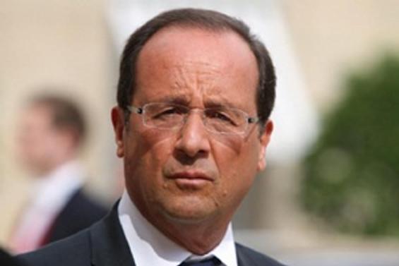 Hollande mesajı aldı