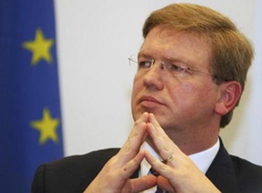 AB Komisyonu entegrasyon sürecinin destekleyicisidir