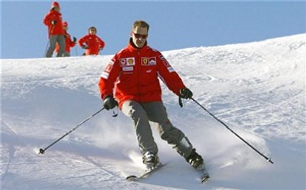 Schumacher 3 ayda 55 kiloya düştü