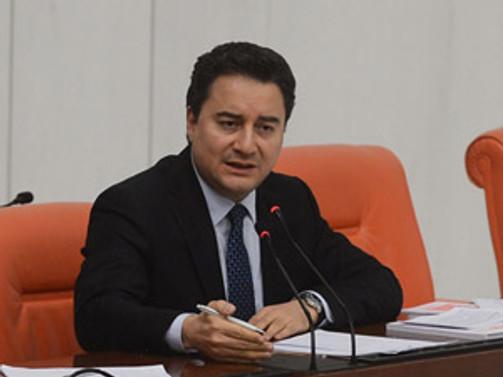 Babacan: IMF'nin para talebi olmadı
