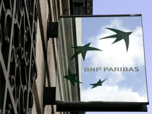 BNP Paribas rekor kayıp yaşadı