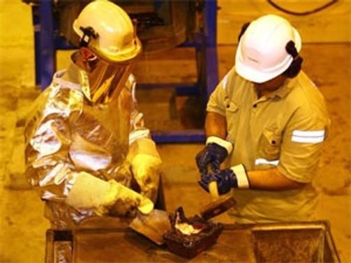 China Nonferrous, Tacikistan'da altın arayacak