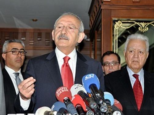 Kılıçdaroğlu'ndan 'düşürülen uçak' açıklaması