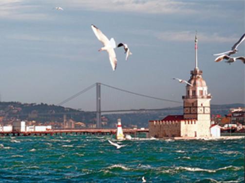 İsveçli turistin İstanbul ilgisi