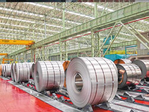 Çelik sektörü ihracatının lideri Zonguldak