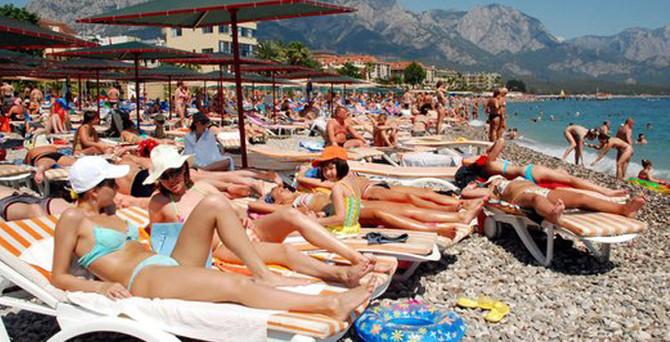 Türk turizmine Rus tehdidi