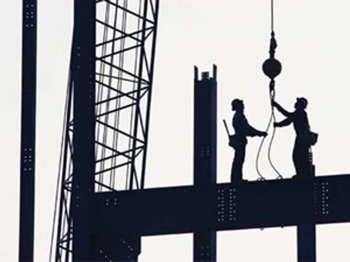 AB'de inşaat üretimi mayısta yavaşladı
