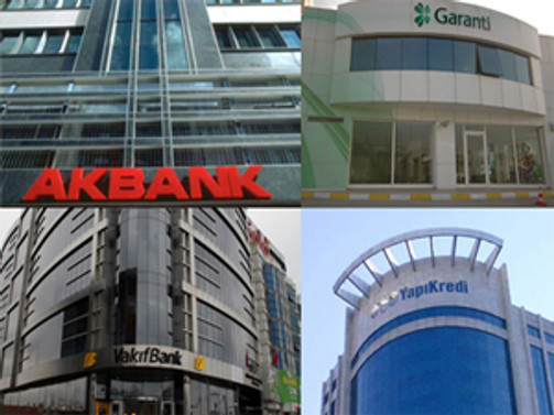 Bankaların likidite karşılama oranları açıklandı
