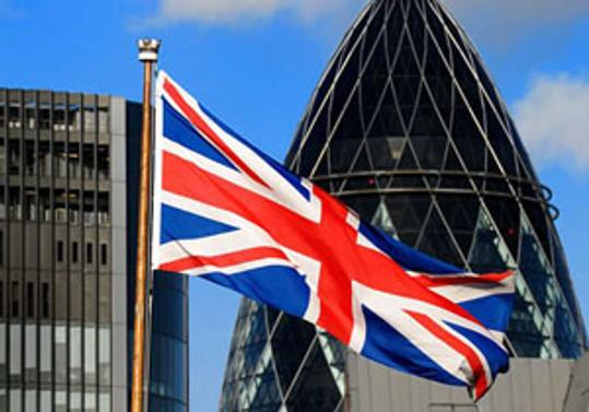 İngiltere, ilk çeyrekte yüzde 0.8 büyüdü