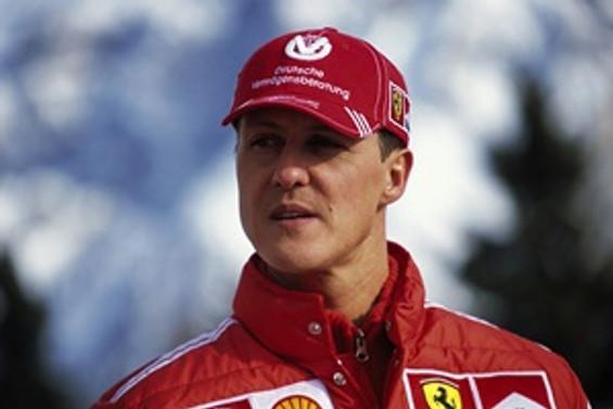 Schumacher'in dosyası çalındı