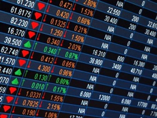 Borsa, haftanın son işlem gününde sert düştü